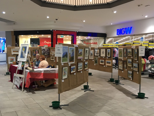 richmond marketplace exhibition results