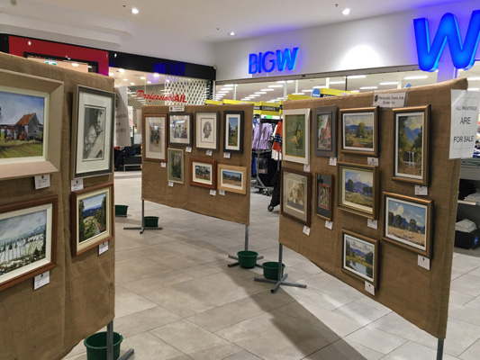 richmond marketplace exhibition results