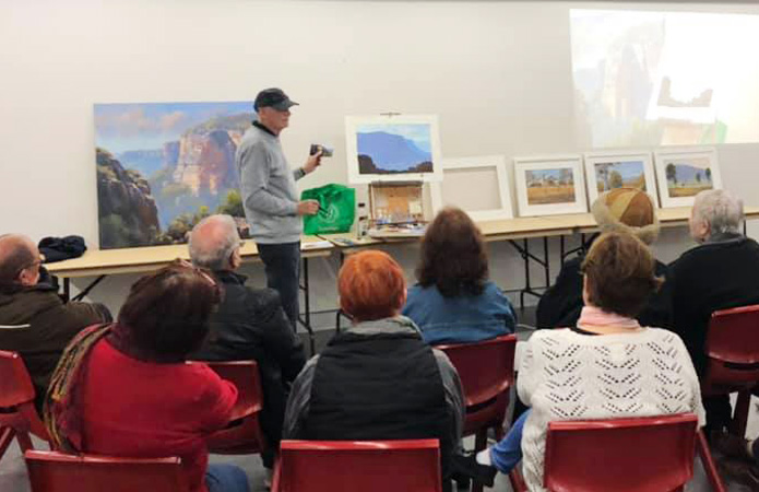 Macquarie Towns Arts Society